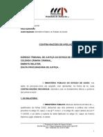 Contra-razoes-trafico e Associacao-Absolvicao e Pena