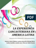 La Experincia Lancasteriana en America Latina
