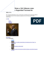 Senado confirma a Jeh Johnson como secretario de Seguridad Nacional de EE.UU..docx