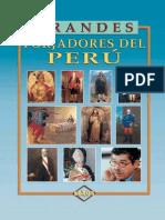 Lexus - Grandes Forjadores del Perú