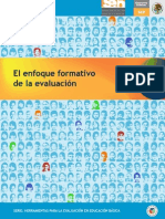 1El enfoque formativo de la evaluación