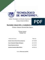 Rezago Tecnologico en Mexico