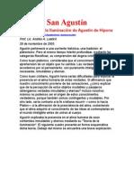 La Teoría de la Iluminación de Agustín de Hipona