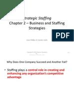 MAN 4320 Spring, 2011 Strategic Staffing Ch 2 - Final