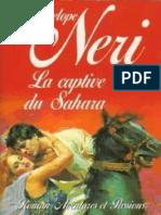 Penelope Neri - La captive du Sahara