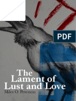 The Lament of Lust and Love