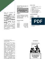 Brochure de Capital Humano