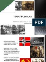 Ideas Politicas - Copia
