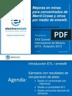 Presentación emew Acapulco 2013
