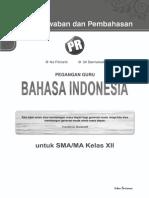 01 Kunci Jawaban Bahasa Indonesia Kelas 12 - Copy