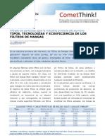 CT02 Filtrado de Partiulas Para La Industria Primaria Del Alumino