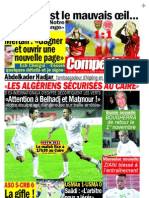 Edition du 24 octobre 2009