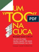 Livro - Um Toc Na Cuca - Roger Von Oech