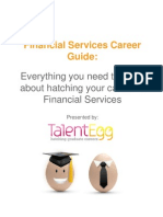 Financial Services Career Guide