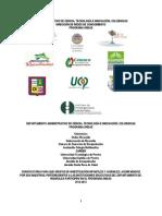 (2012) COLCIENCIAS - Convocatorias Para Grupos de Investigacion Infantiles y Juveniles