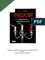 Cronicas Vampiricas 4_Invocación_L.J.Smith