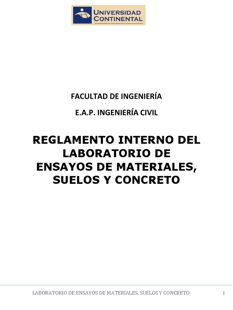 Reglamento Interno Laboratorio Concreto[1]