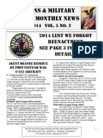 Veterans & Military Families Monthly News-April 2014
