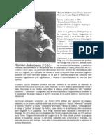 Roman Jakobson- Biografia