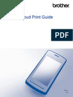 Google Air Print for Brother Printers