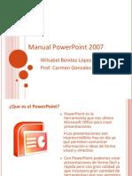 Manual de Power Point Revisado