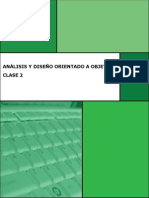 ADOO Clase 2 Manual
