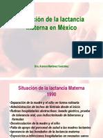 3 Situacion Actual de La Lactancia en Mexico