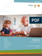 OnePath OneCare Life Cover