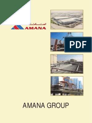 Amana Buildings and Steel Contracting | Dubai | United Arab