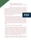 DECLARACIÓN CUMBRE DE LAS AMÉRICAS - 1