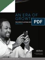 Nielsen Cross-platform Report March 2014