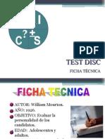 Test DISC ficha técnica.ppt