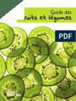 Guide Ecoles Guide Des Fruits Et Legumes