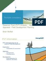 Brian Moffatt - Reservoir Fluid PVT Analysis