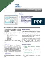 Energy Surveillance System 05-13-11
