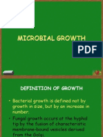 Microbial Growth Mikro 2010