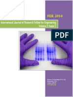IJRFE Journal Volume 2 Issue 2