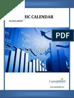 U.S.Economic Calendar 31-03-2014 to 04-04-2014
