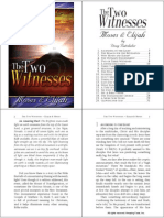 Two Witnesses - Moses & Elijah, The by Doug Batchelor