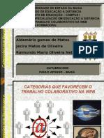 CATEGORIAS EaD