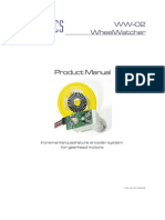 Solarbotics Wheel Watcher Encoder Manual