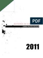 Bateria Ejercicios Pilates Investea