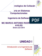 Curso de Ingenieria de Software