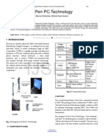 Researchpaper 5 Pen PC Technology