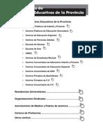 Listado de Colegios de Cuenca