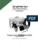 Manual Equipo Ec3000