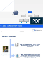 Logical & decision tree in editable Powerpoint