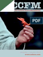 Ccfm Prog Set-out 2013