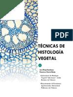 2. Técnicas de histología vegetal