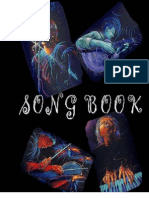Hindi Song Book - 286 Pages
